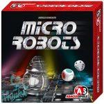 Abacusspiele Micro Robots- Társasjáték
