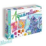 Aquarellum, macskás, nagy - Sentosphere SA6280