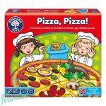 Pizza, pizza! társasjáték, ORCHARD TOYS OR060