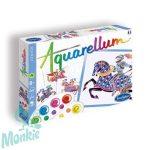 Aquarellum, lovagok - Sentosphere SA695