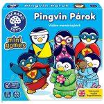 Pingvinpárosító / Pingvin párok (Penguin Pairs), ORCHARD TOYS OR351