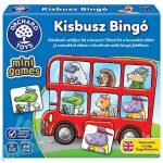 Kisbusz lottó / Kisbusz bingó (Little Bus Lotto), ORCHARD TOYS OR355