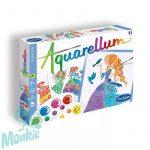 Aquarellum, virághercegnők - Sentosphere SA696