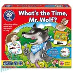 Hány óra van, Farkas koma? (What's the Time Mr. Wolf?), ORCHARD TOYS OR049
