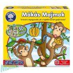 Mókás majmok (Cheeky Monkeys), ORCHARD TOYS OR068