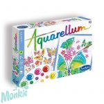Aquarellum, lepkék és virágok - Sentosphere SA6500