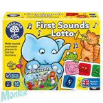 Első hanglottóm  (First Sounds Lotto and Puzzle), ORCHARD TOYS OR100