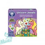 Unikornisok kincsei (Unicorn Jewels), ORCHARD TOYS OR366