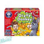 Szédült szamarak (Dizzy Donkey), ORCHARD TOYS OR106