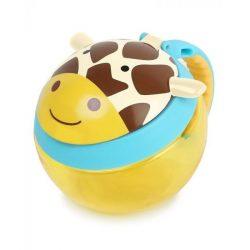 Skip Hop Zoo Snack Cup Zsiráf