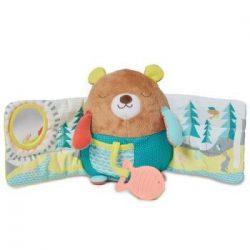 Skip Hop Camping Activity Játék Medve
