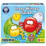 Inci-finci pókocska (Insey Winsey Spider), ORCHARD TOYS OR031