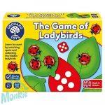 Katicabogaras játék (The Game of Ladybirds), ORCHARD OR009