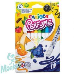 Parfüm Xplosion illatos filctoll szett 12db - Carioca