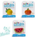 Modelight Gyümölcsök gyurma többféle változatban 30gr 1db - Carioca