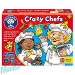 Bolondos szakácsok / Szuper szakácsok (Crazy Chefs), ORCHARD TOYS OR017