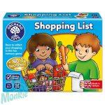 Bevásárlólista (Shopping List), ORCHARD TOYS OR003