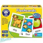 Szókártyák (Flashcards), ORCHARD TOYS OR019