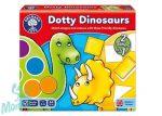 Pöttyös dínók (Dotty Dinosaurs), ORCHARD TOYS OR062