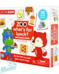Skip Hop Zoo What's for Lunch? - Mi az ebéd? társasjáték