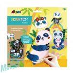 Képkarctechnika, Fuzzy Panda macik Avenir