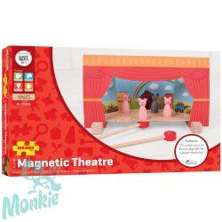 Bigjigs Mágneses Színház