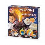 Kísérletező készlet Vulkánok és dinók BUKI
