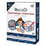 Mini Lab Elektronika BUKI