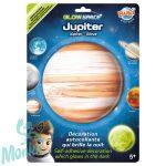 Sötétben világító bolygó Jupiter BUKI