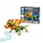 Lizard robot gyík BUKI