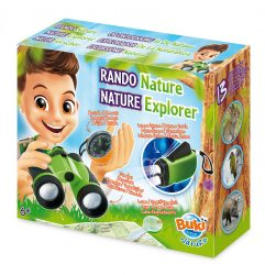 Természet felfedező készlet-Nature Explorer BUKI