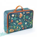 Trendi kis bőrönd  Vicces halak - Fishes