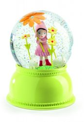 Djeco Jelzőfény - Kislányos csillámgömb - Sweet Girl