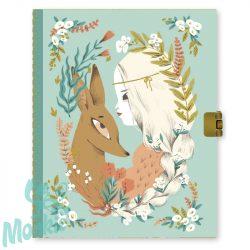 Djeco Titkos napló - Lucille secrets notebook