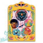Djeco Wild lovely badges
