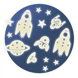 Djeco Falmatrica - Űrutazás - Space mission