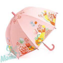 Djeco Esernyő - Virágos kert - Flower garden