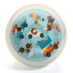 Djeco Traffic ball - 22cm ø