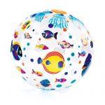 Djeco Fishes ball - Felfújható labda