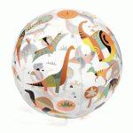 Felfujható dínós labda - Dino ball