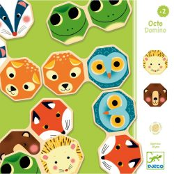 Djeco Dominó játék - Okta-dominó - Octo Domino
