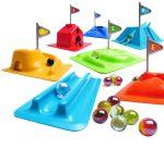 Djeco Társasjáték - Golfy - Minigolf