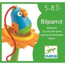 Djeco Kapd el a papagájt!-ügyességi játék