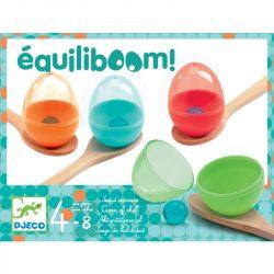 Djeco Tojásfutam játék - Equiliboom