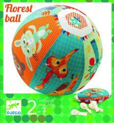 Djeco Textilhuzat lufira - Pop ballon foret