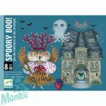 Kártyajáték Borzongós - Spooky Boo!