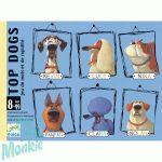 Kártyajáték Nagykutyák - Top Dogs