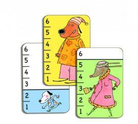Djeco Kártyajáték - Kutyavilág! - Bata-waf