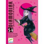 Djeco Kártyajáték - Tündér és boszorkány - Diamoniak