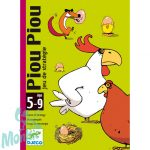 Djeco Kártyajáték - Csip-csip - Piou Piou